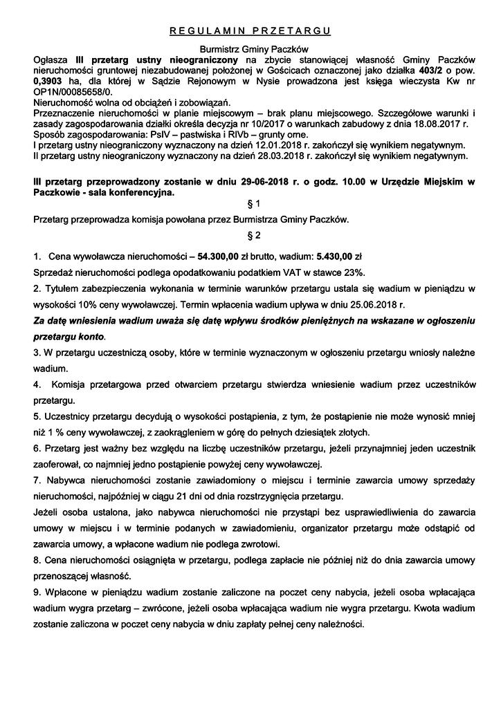 Regulamin III przetargu1.png