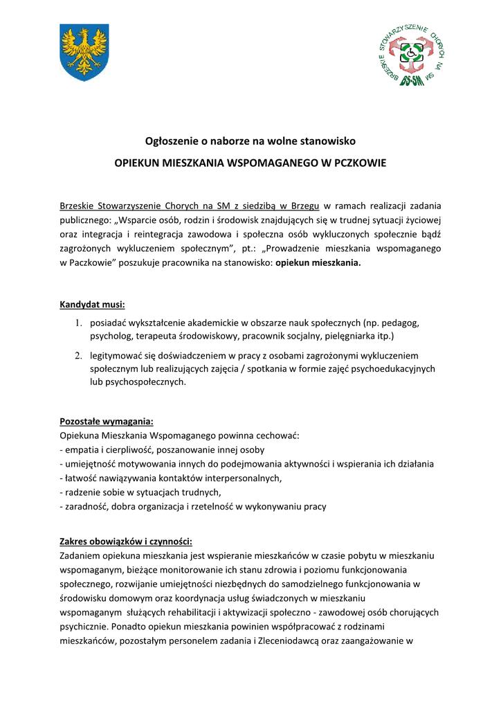 Ogłoszenie opiekun Paczków1.png