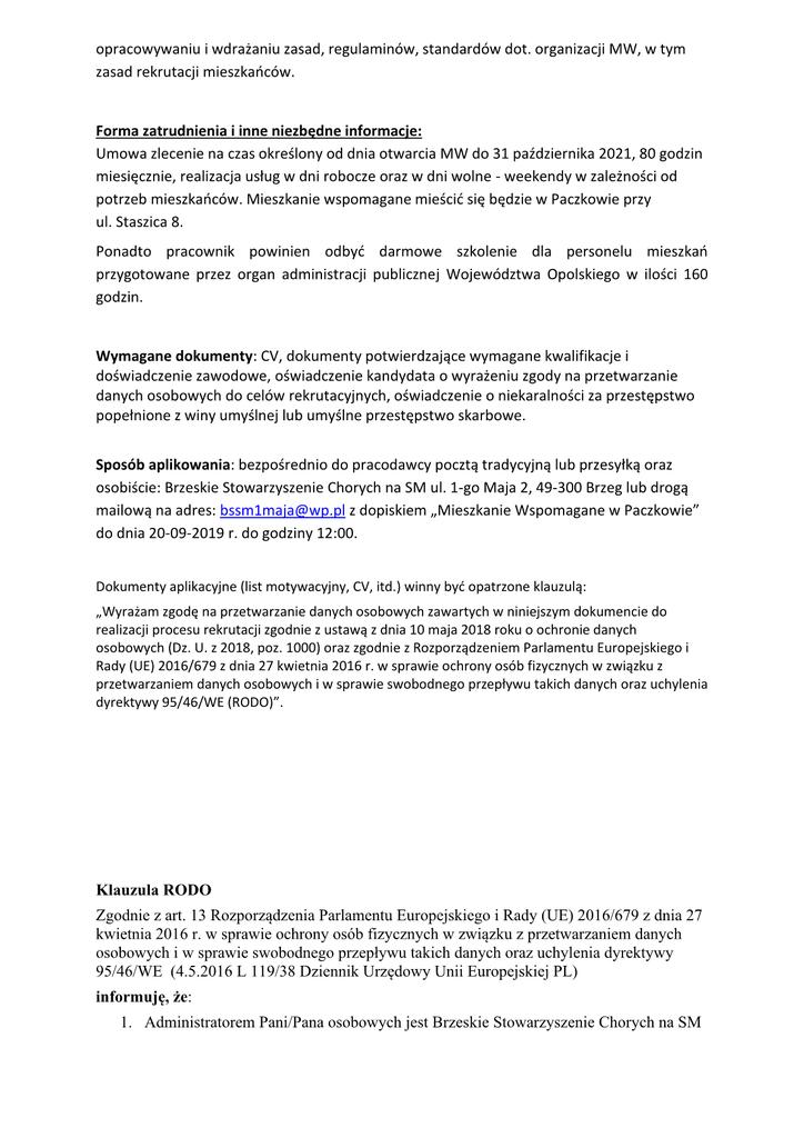 Ogłoszenie opiekun Paczków2.png