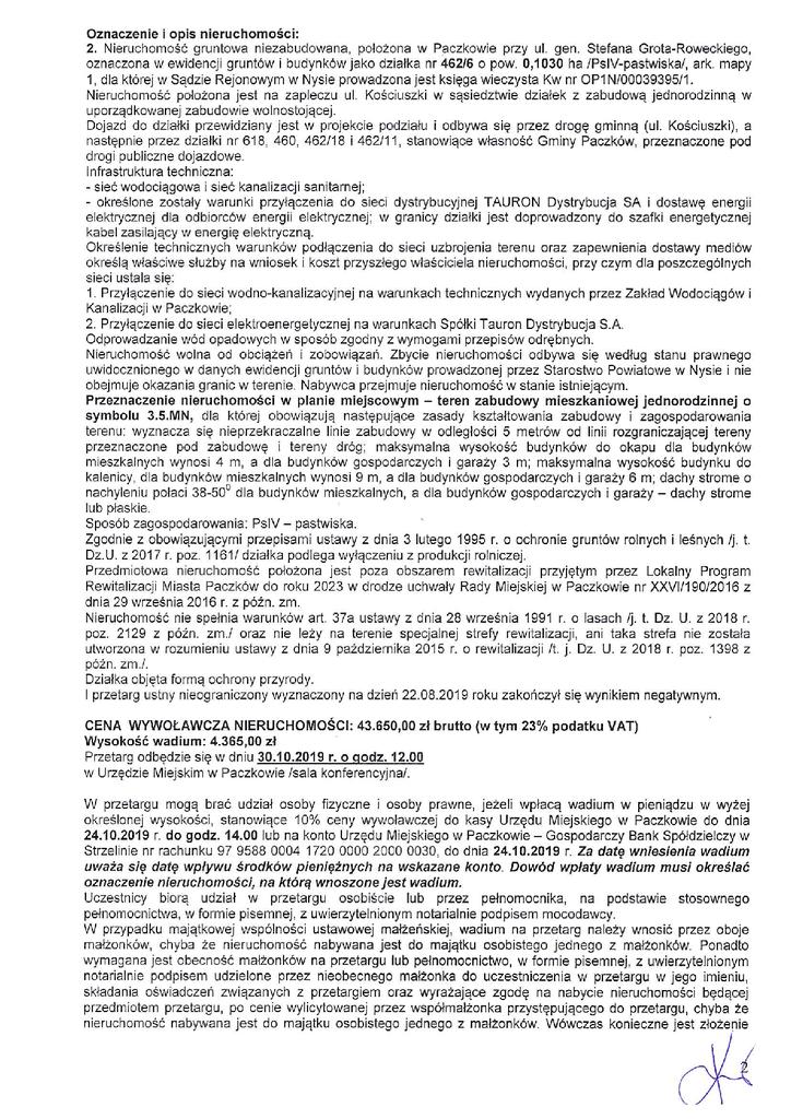 Ogłoszenie II o przetargu 462p5 i 462p62.png