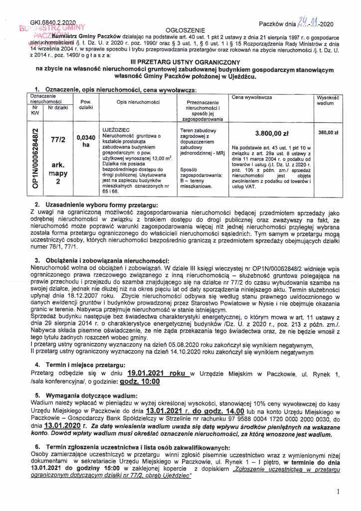 Ogłoszenie o III przetargu Ujeździec-1.jpeg