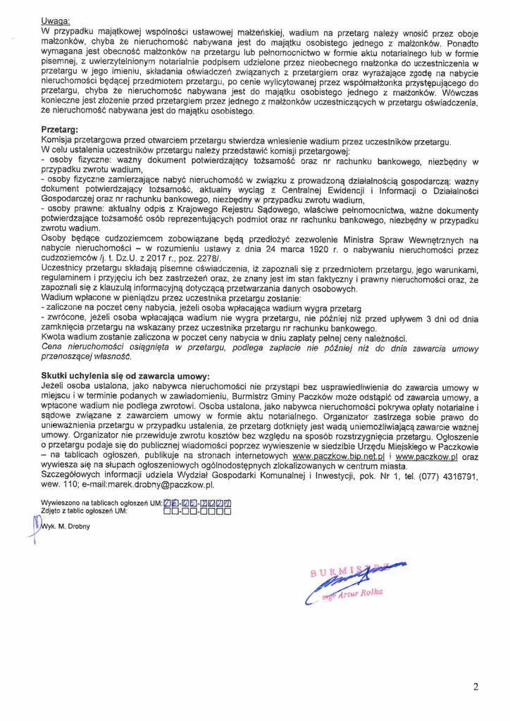 Ogłoszenie dz. 980 Kamienica-2.jpeg
