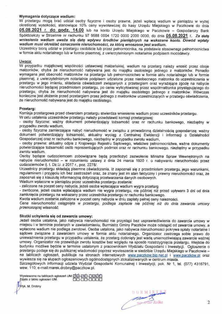 Ogłoszenie I przetargu Staszica 16A-2.jpeg
