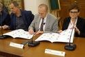 Galeria Termomodernizacja podpisanie umowy