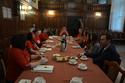 Galeria spotkanie z wolontariuszami