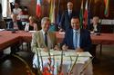 Galeria 40 lat partnerstwa Paczkowa i Uzes