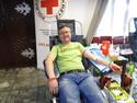 Galeria Styczniowy pobór krwi