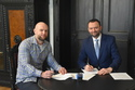 Galeria Podpisanie umów na modernizację boisk