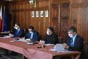 Galeria Kwietniowa sesja Rady Miejskiej w 2020r