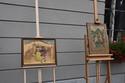Galeria ,,Moje Miasto''- plenerowy wernisaż prac Zdzisława Wójcika