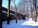 Galeria Paczków zimą