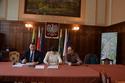 Galeria Pierwsze posiedzenie Rady Młodzieżowej w Paczkowie