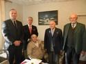 Galeria Kombatancki Krzyż Zwycięstwa dla Jana Fifagrowicza